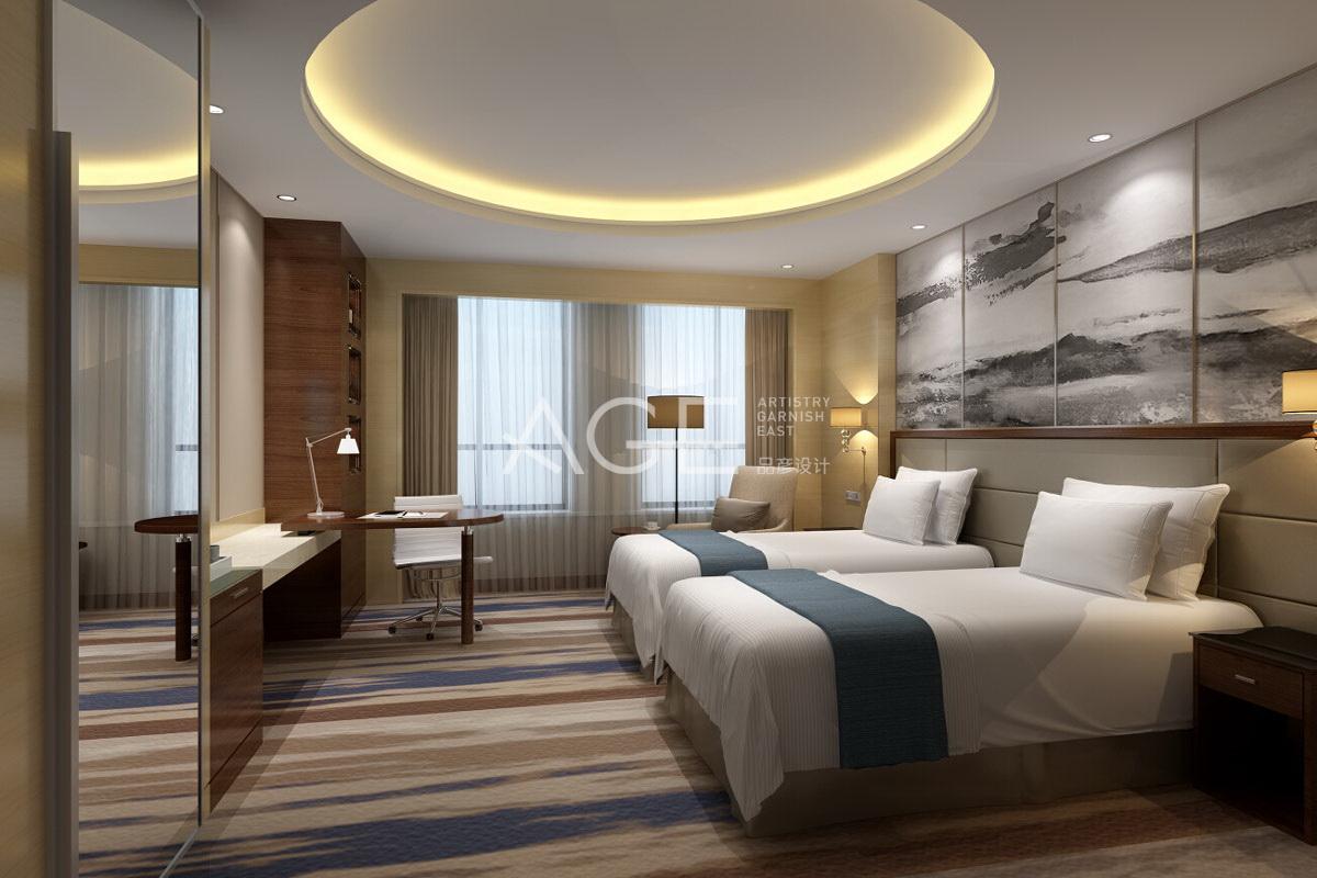 湖南永州世纪山水主题酒店设计