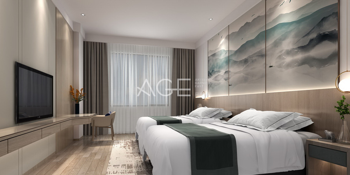 酒店室内色彩设计原则和要求
